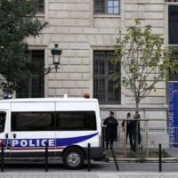 Paris Police Station