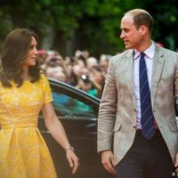 Prince William and Prince Kate