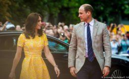 برطانوی شہزادہ ولیم اور شہزادی کیٹ آج سے پاکستان کے دورے پر