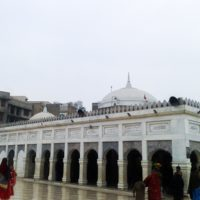 Shrine of Baba Farid