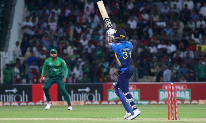 سری لنکا نے پاکستان کیخلاف تاریخ میں پہلی بار ٹی ٹوئنٹی سیریز اپنے نام کر لی
