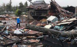 جاپان میں طوفان ہگی بس نے تباہی مچا دی، 18 افراد ہلاک متعدد زخمی