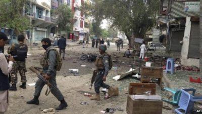 Suicide Blast in Jalalabad