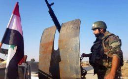شامی فوج ترکی کے ساتھ سرحد پر، نیٹو کے ملوث ہو جانے کا خدشہ