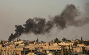شامی کردوں کے خلاف ترک پیس سپرنگ آپریشن