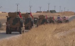 ترکی کا شام میں اہم تزویراتی شاہراہ پر کنٹرول کا دعویٰ