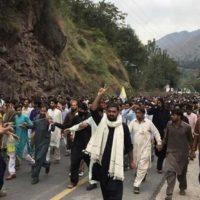 kashmir March