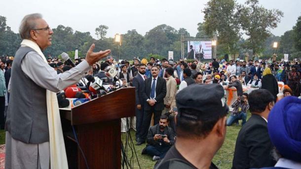 پاکستان میں جس طرح اقلیتوں خیال رکھا جاتا ہے، امید ہے بھارت بھی پاکستان کی پیروی کرے گا: صدر عارف علوی
