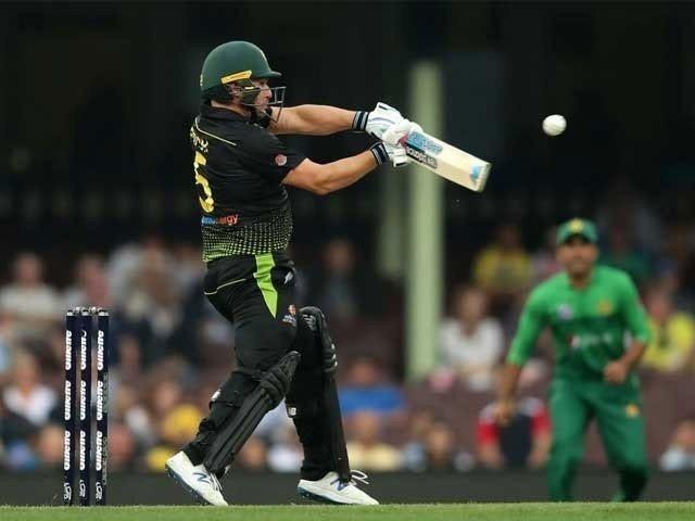 دوسرا ٹی 20؛ آسٹریلیا نے پاکستان کو 7 وکٹوں سے ہرا دیا