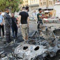 Baghdad Blasts