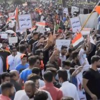 Baghdad Car Bomb Blast