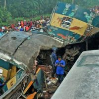 Bangladesh Trains Collision