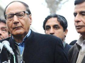 اناڑی کھلاڑیوں نے عمران خان کو حکومتی رٹ قائم کرنے کا مشورہ دیا: چوہدری شجاعت