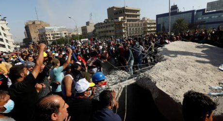 ایرانی جنرل قاسم سلیمانی عراق میں مظاہرین کو کچلنے میں ملوث ہے: امریکا