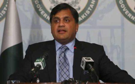 بھارت پاکستان کیخلاف جنون اور حقائق مسخ کرنے سے باز رہے، دفتر خارجہ