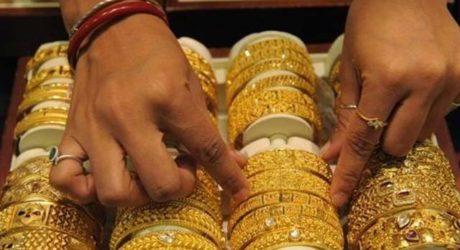 عالمی مارکیٹ کے بعد پاکستان میں بھی سونے کی قیمت میں اضافہ