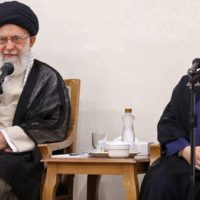 Hassan Rouhani - Ayatollah Khamenei
