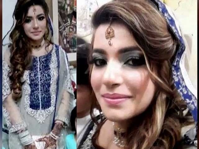 لاہور میں شادی سے تین روز قبل فائرنگ سے 24 سالہ لڑکی قتل