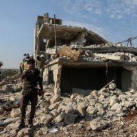 Idlib Russia Attacks