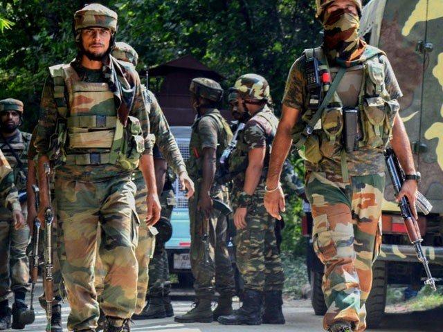 مقبوضہ کشمیر میں بھارتی فوج کی ریاستی دہشت گردی جاری، شہادتیں 4 ہو گئیں