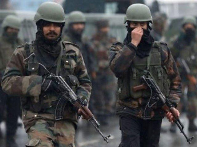 مقبوضہ کشمیر میں بھارتی فوج کی ریاستی دہشت گردی میں 2 نوجوان شہید