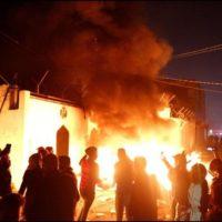 Iraq Riots