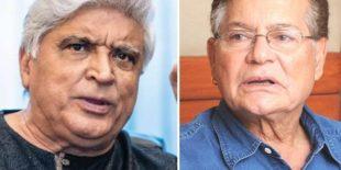 سلمان خان کے والد اور جاوید اختر نے مسجد بنانے کی مخالفت کر دی