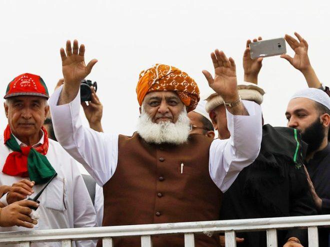 مولانا فضل الرحمان کا پلان بی