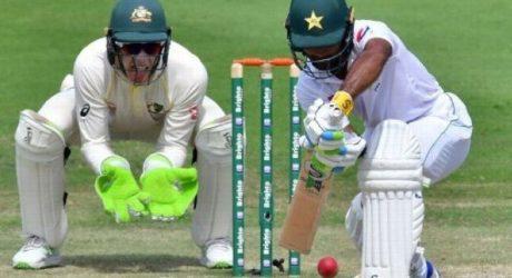 پہلا ٹیسٹ؛ پاکستان کی آسٹریلیا کے خلاف ٹاس جیت کر بیٹنگ جاری