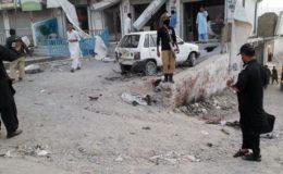 کوئٹہ: فورسز کی گاڑی کے قریب دھماکا، 3 اہلکار شہید، 5 زخمی