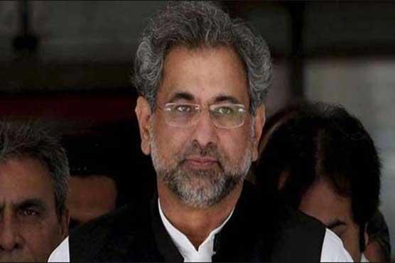 شاہد خاقان عباسی آپریشن کیلئے اڈیالہ سے اسپتال منتقل
