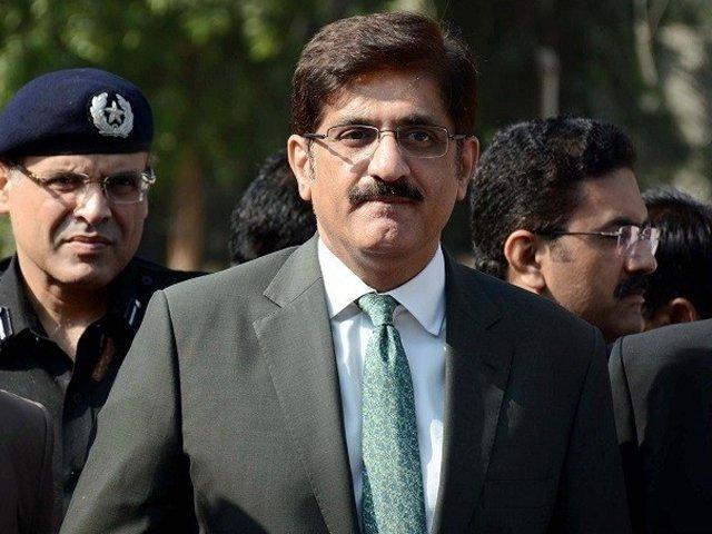 وزیر اعلیٰ سندھ کا نیب آرڈیننس میں ترمیم چیلنج کرنے کا اعلان