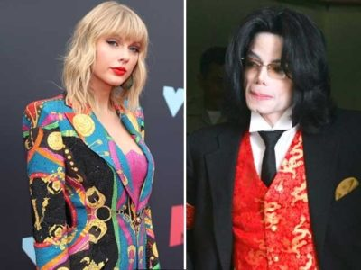Taylor Swift - Michael Jackson