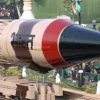 Agni 3 Missile