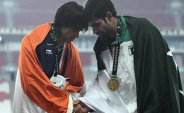 نئی تاریخ رقم، ارشد ندیم ٹوکیو اولمپکس کیلئے کوالیفائی کرنیوالے واحد پاکستانی اتھلیٹ