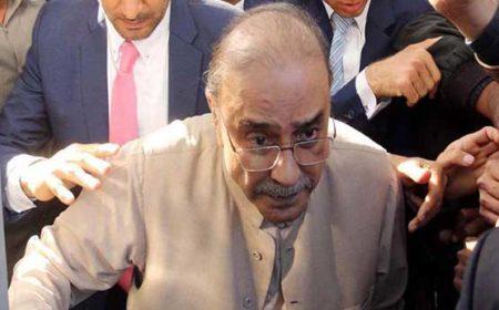 اسلام آباد ہائیکورٹ: آصف علی زرداری کی درخواست ضمانت منظور