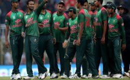 بنگلادیش کے دورہ پاکستان پر گرین سگنل ملنے لگے