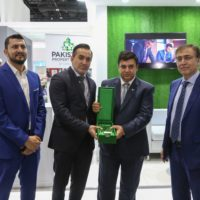 Council General Pakistan - Dubai H.E. Ahmed Amjad Ali at Pakistan Property Show