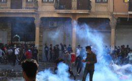 عراق میں مظاہرین پر دوبارہ خونی حملے ہو سکتے ہیں: امریکا کی وارننگ