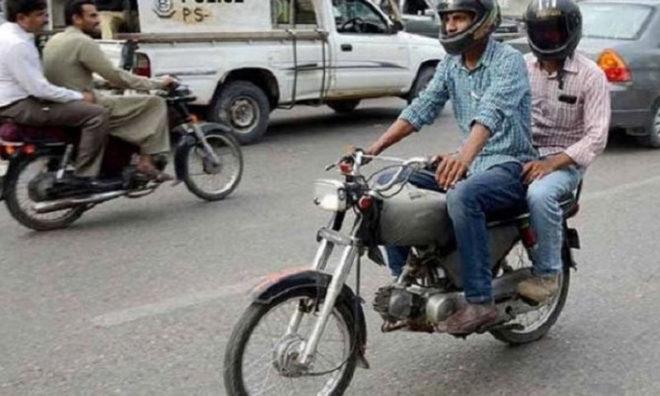 کراچی میں دفعہ 144 نافذ، ڈبل سواری پر بھی پابندی