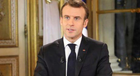 فرانسیسی صدر کا ایران میں گرفتار اپنے شہریوں کی فوری رہائی کا مطالبہ