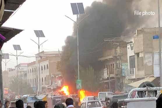 لاہور میں گیس سلنڈر دھماکا: ایک شخص جاں بحق، 6 شدید زخمی