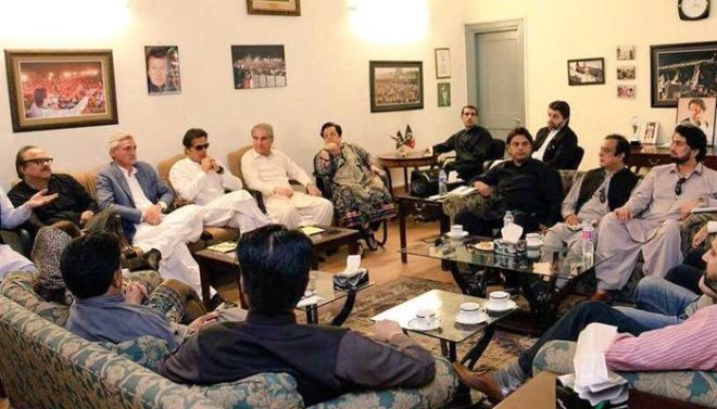 مشرف کیخلاف فیصلہ: وزیراعظم نے پی ٹی آئی کور کمیٹی کا ہنگامی اجلاس طلب کر لیا