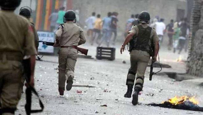 مقبوضہ کشمیر میں بھارتی فوج کی بدترین ریاستی دہشت گردی بدستور جاری