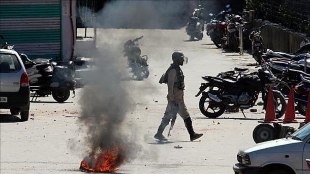 مقبوضہ کشمیر میں بھارتی فوج کے 4 ماہ کے کریک ڈاؤن پر رپورٹ جاری
