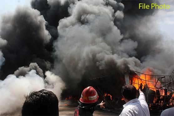 اسلام آباد: جناح سپر مارکیٹ کے ریسٹورنٹ میں آتشزدگی، 13 افراد جھلس گئے