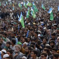 Jamaat-e-Islami Kashmir March