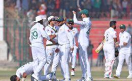 سری لنکا کو کراچی ٹیسٹ میں شکست، پاکستان نے سیریز اپنے نام کر لی
