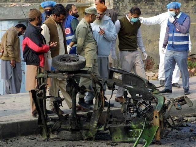 لاہور لٹن روڈ دھماکے کے مرکزی کردار رکشا ڈرائیور کے اہم انکشافات