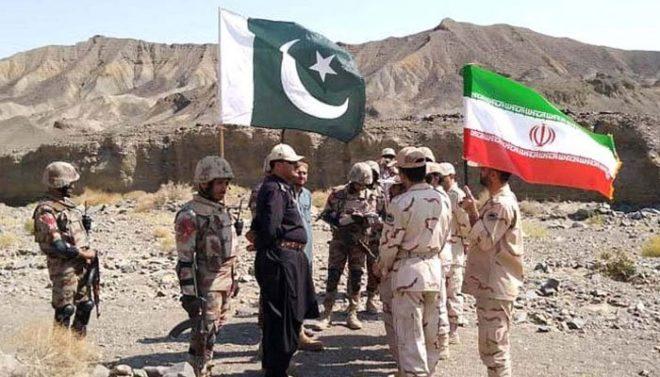 پاک ایران فورسز کی سرحد پر مشترکہ پیٹرولنگ کی خبر غلط ہے: ترجمان پاک فوج